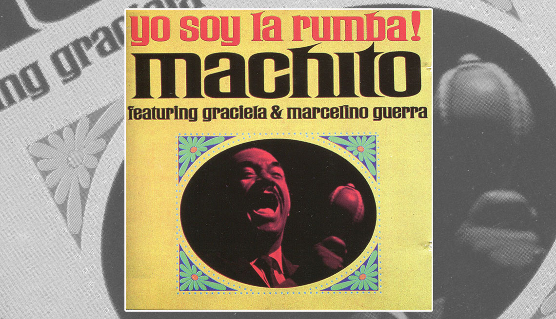 Portada del disco Yo soy la rumba! Machito featuring Graciela & Marcelino Guerra