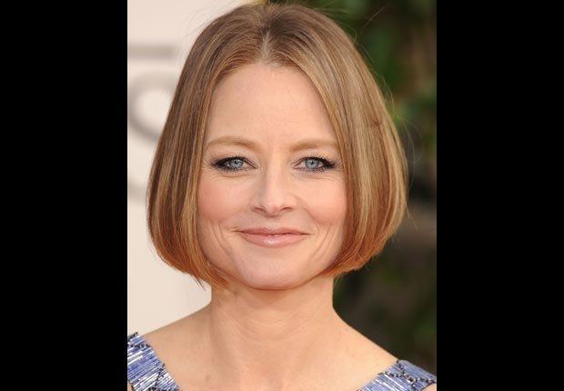 Actriz Jodie Foster - Artistas con 50 años o más