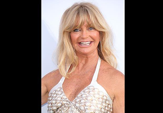Actriz Goldie Hawn, Increible que estos artistas tengan más de 60 años