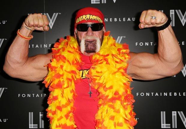 Hulk Hogan turns 60 on August 11. (Alexander Tamargo/Getty Images)
