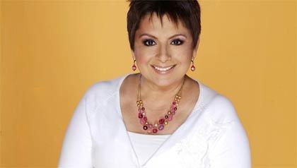 Periodista María Antonieta Collins