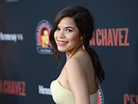 Interview with actress America Ferrera about her role in Cesar Chavez. (Jason Merritt/Getty Images)
