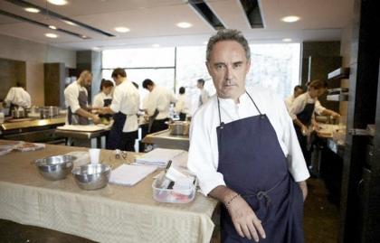 Chef Ferran Adrià