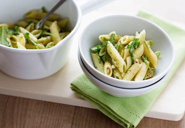 Penne - 10 tipos de pasta y cómo cocinarlas