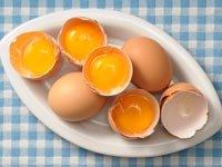 Huevos - 10 Comidas vegetarianas altas en proteínas