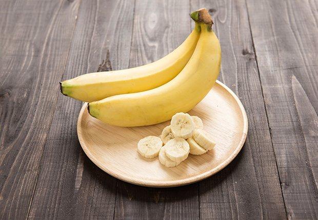 Banana o guineo maduro
