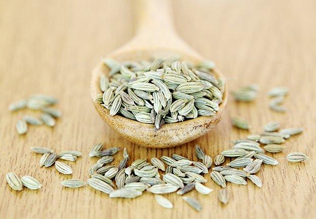 Semillas de hinojo (fennel seeds)