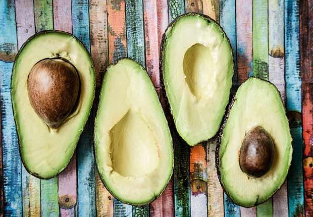 Guía de alimentos comunes - Aguacate