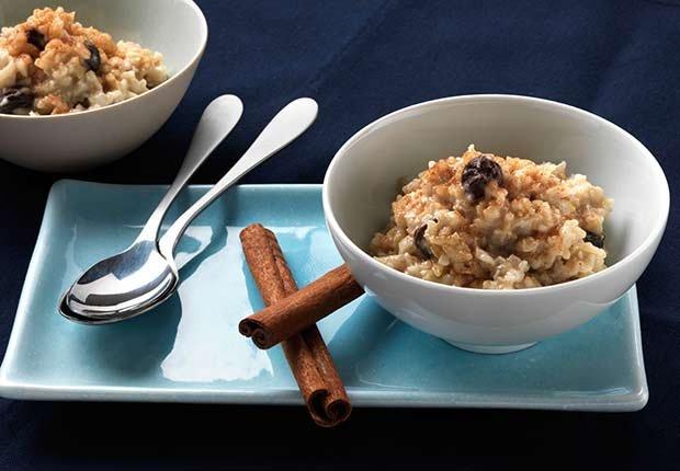 Latin Desserts for Diabetics Rice Pudding ESP