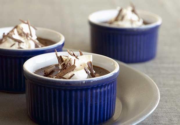 Budín de chocolate - 7 recetas suculentas a base de chocolate