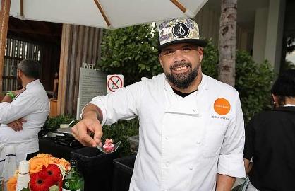 Chef César Vega