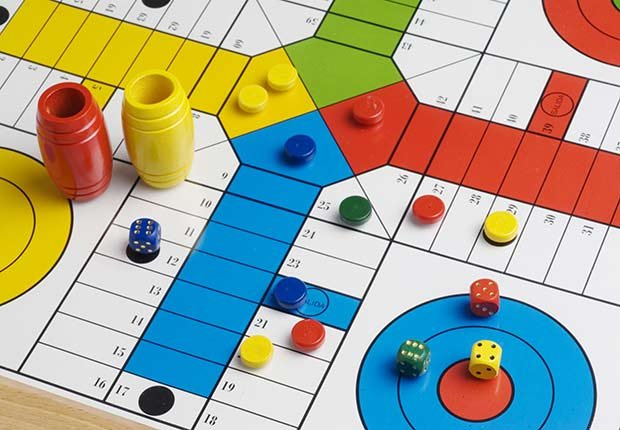 Keep Playing Childhood Games Parcheesi ESP