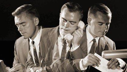 Multitasking harder for older people