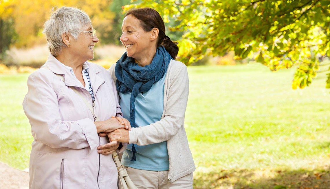 Aarp Senior Dating-Service