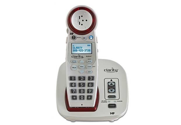 Cool Household Hearing Devices Impaired Clarity Cordless Phone ESP