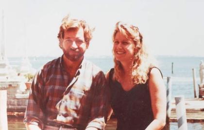 Meg Grant y su esposo Greg