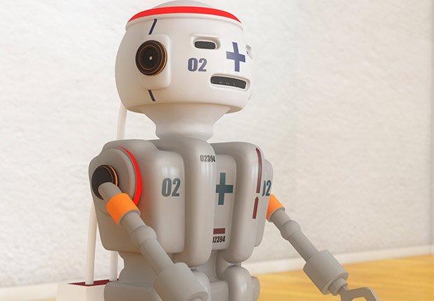 Robot - Futuro de la medicina