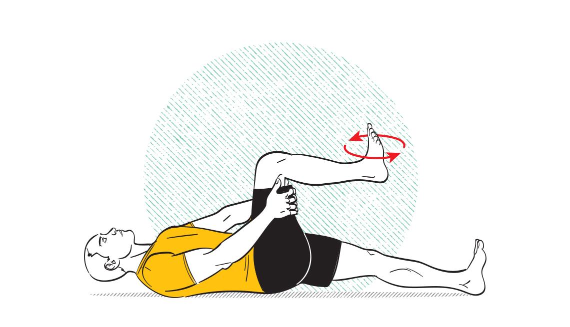 Técnicas para aliviar el dolor de los pies