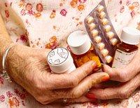 Mujer de 70 años de edad - Medicamento expirado