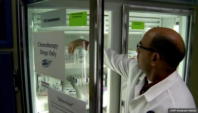 Hospitals across the country are facing a shortage of available medicine for patients.