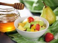 Ensalada de frutas con miel, Quiz sobre que alimentos tienen azúcar oculto.