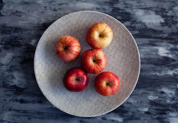 Manzanas en una mesa, 15 Super alimentos