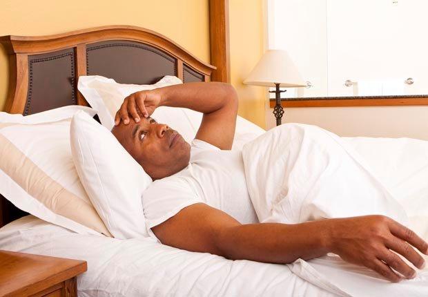 Insomnio - 7 razones por las que estamos gordos