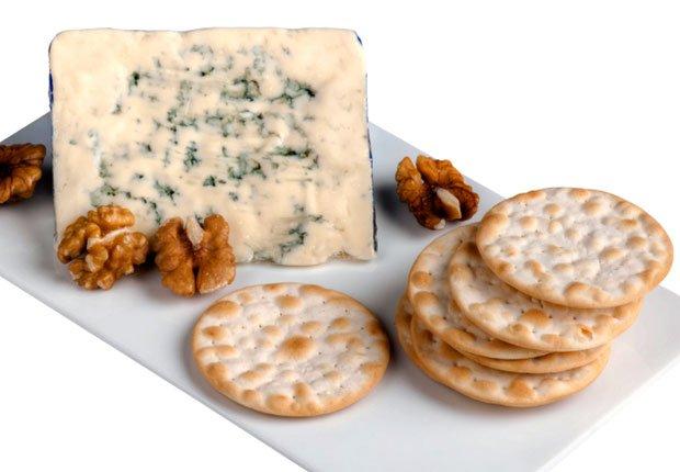 Galletas saladas y queso - Comidas que ayudan a dormir
