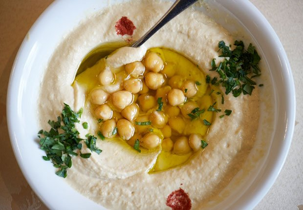 Hummus - Comidas que ayudan a dormir