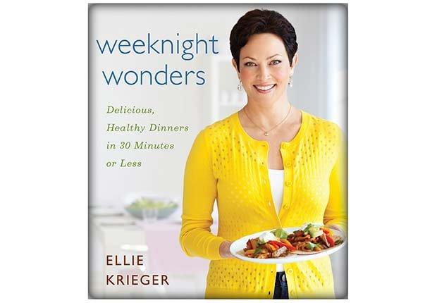 Portada de un libro de cocina - Regalos buenos para la salud