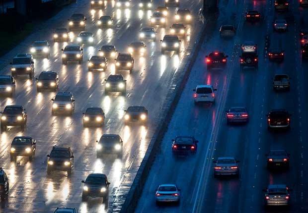 Avenida con tráfico - Números que pueden extender tu vida