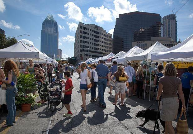 Austin - Ciudades asiduas a la comida orgánica