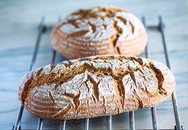Pan de masa fermentada