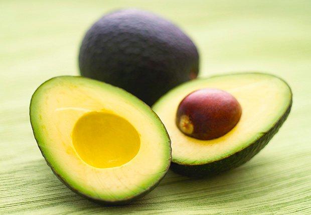 Aguacates - Alimentos que reducen el estrés