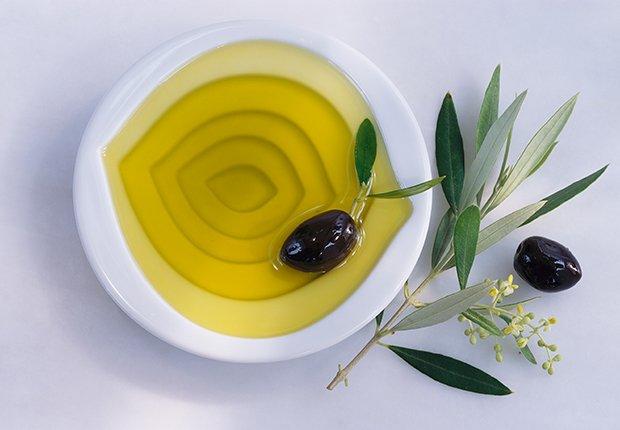 Aceite de Oliva - Alimentos que alivian