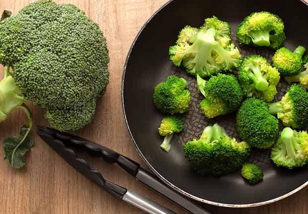 Brócoli - Prevención del cáncer