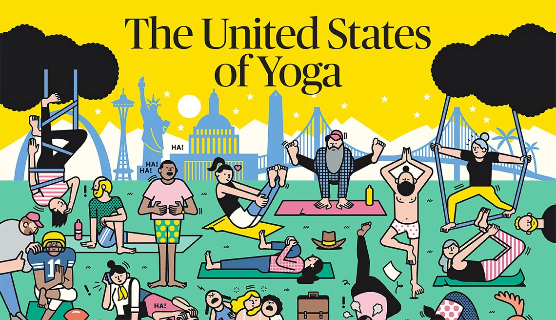 United States of Yoga