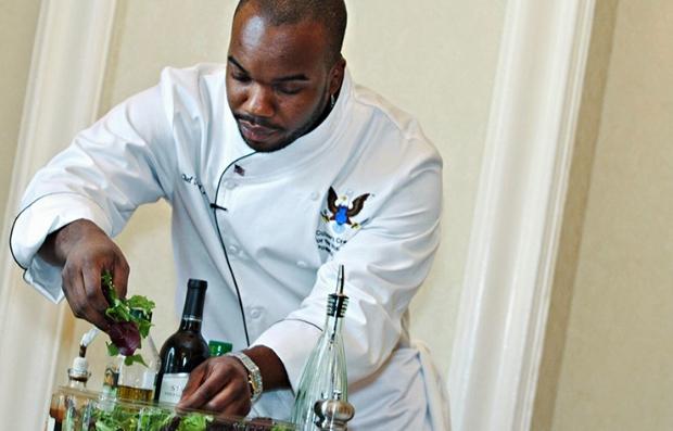 Chef Daniel Thomas