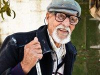 older Greek man