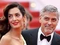 Amal y George Clooney  - Ventajas y desventajas de ser padres mayores