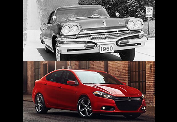 Dodge Dart, Boomer Cars Then and Now