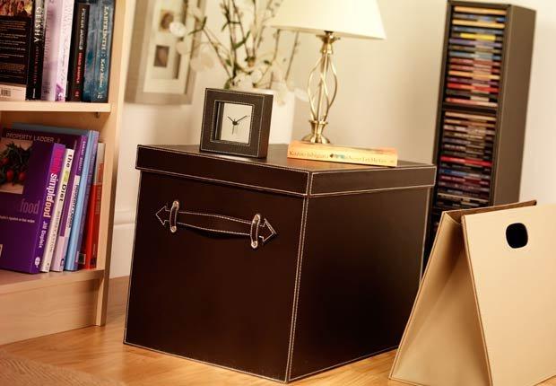 Sustituya la mesa de café - Decorar espacios pequeños con familias grandes