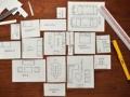 Planificación de una casa con papel cuadriculado, 10 consejos para prevenir accidentes en el hogar