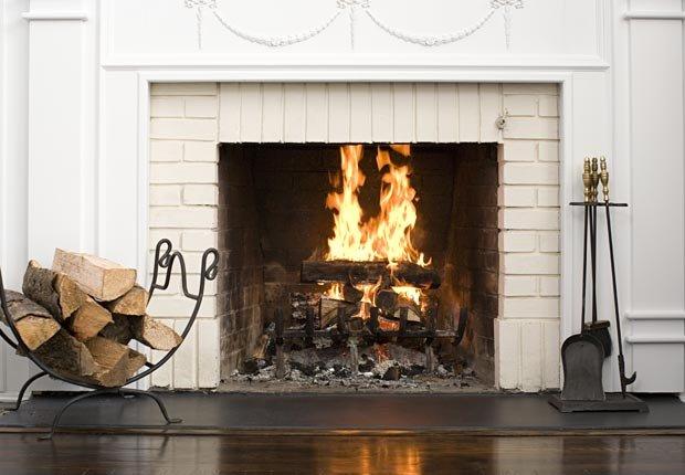 Limpie la chimenea - Prepare su casa para el invierno