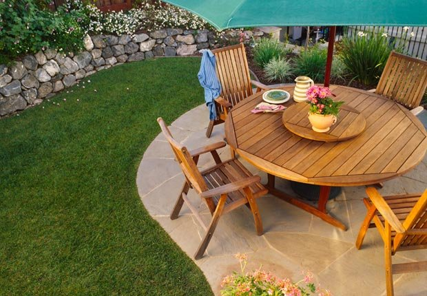 Arregle el patio - Prepare su casa para el invierno