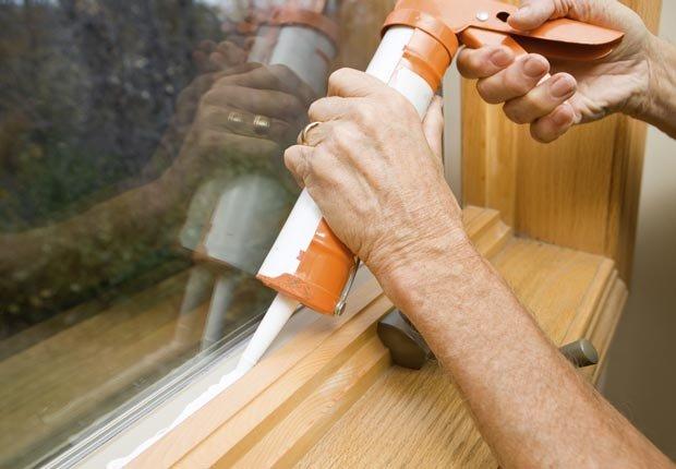 Ponerle insulación a las ventanas - Prepare su casa para el invierno