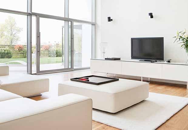 Claves para reflejar el estilo minimalista en tu hogar - Ottoman