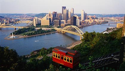 Best Places to Retire on $100 a Day- Pittsburgh, PA