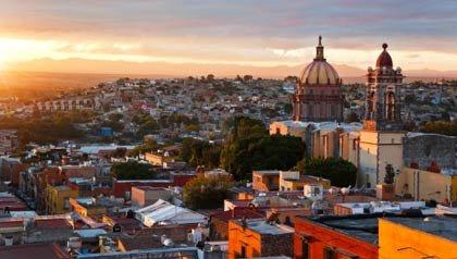 México, los mejores paraísos en la calidad de vida en el extranjero