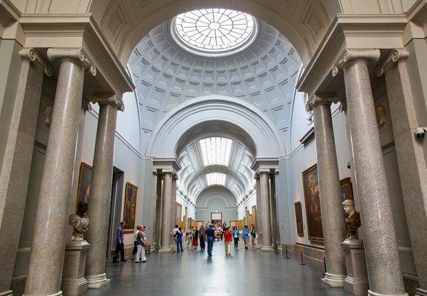 Museo del Prado, Madrid, España - Museos más famosos del mundo